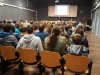 LA CONFERENZA CON GRANDE PARTECIPAZIONE DEI GENITORI E DEGLI STUDENTI